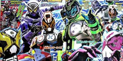 Điểm mặt 3 Kamen Rider tương lai đầy tiềm năng trong những series cũ đã lãng quên