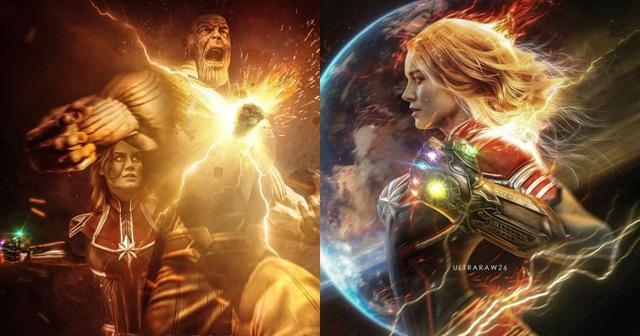 Captain Marvel mạnh đến mức đạo diễn Avengers lo các siêu anh hùng khác bị
