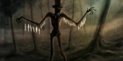 GAMEK › MANGA/FILM Truyền thuyết về Walking Sam - con quỷ khiến bạn nghĩ rằng mình không đáng sống